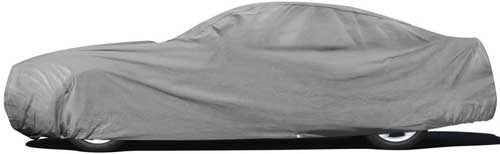 Custom Fit Car Cover for Select Ford Mustang