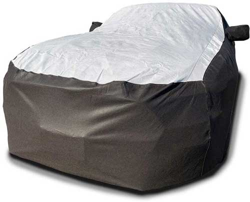Tuxcover Custom Fit 2015-2019 Ford Mustang Car Cover