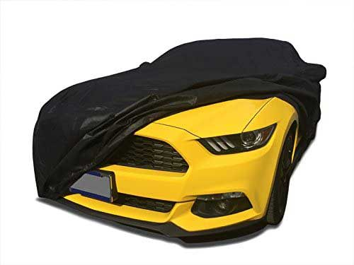 Xtrashield Custom Fit 2015-2019 Ford Mustang Car Cover Black Covers