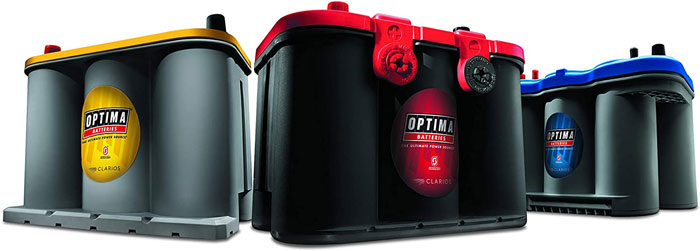 Ford F150 Battery
