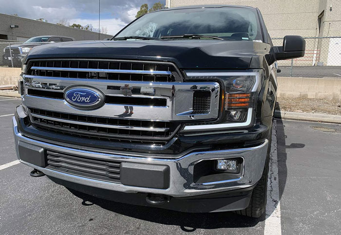 Headlights for F150