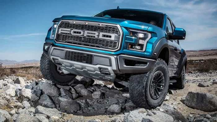 All Terrain Tire for Ford F150
