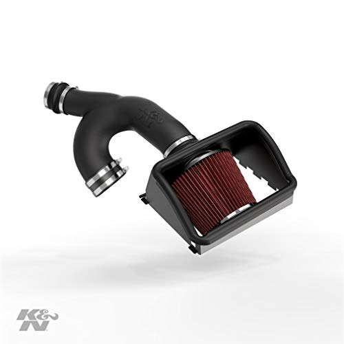 K&N Cold Air Intake Kit: 63-2592