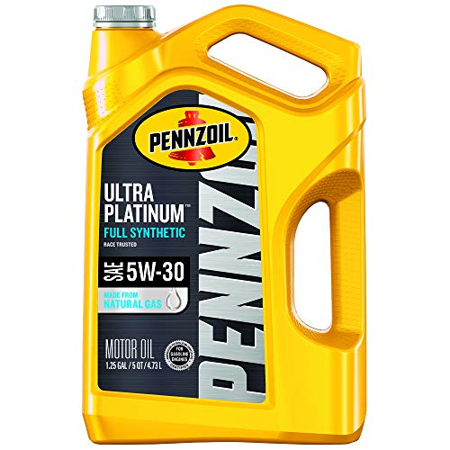 Pennzoil Ultra Platinum Full Synthetic 5W-30 Motor Oil