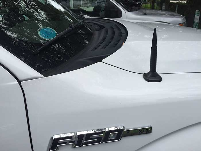 Short Antenna for F150