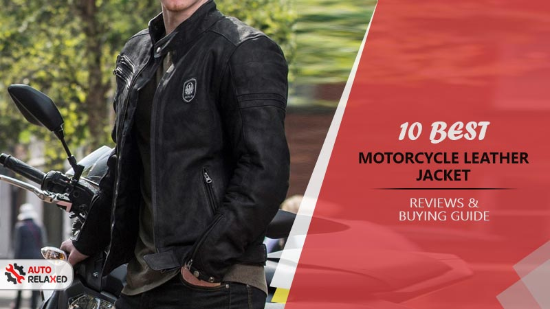 Best Motorcycle Leather Jacket