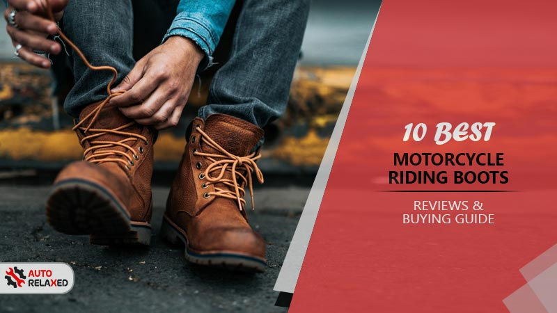 best motorcycle riding boots